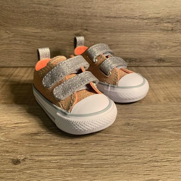 Converse Shoes | Ctas 2v Ox Pale Gold